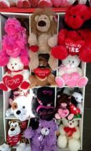 Plush Valentines