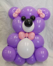 A cute gift idea for Valentine's Day or for a baby shower.