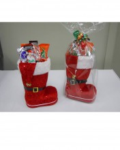Fill with goodies for coworkers or kids' teachers.
