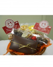 Pick and choose the chocolates in the box or let us get a good variety. It's your choice.