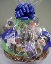 let us make customized basket just for your business.
