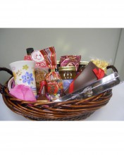 we custom made this basket for someone.