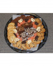 This platter is perfect for meetings and parties.