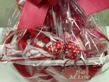 Valentine Sweet Baskets